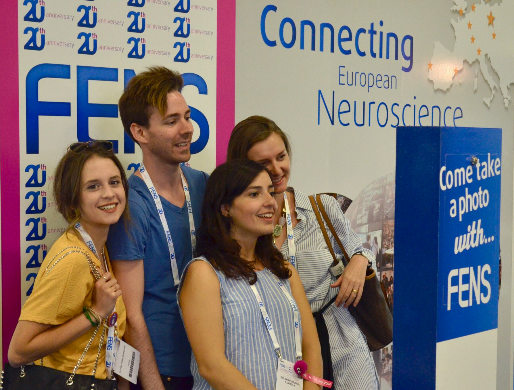 FENS, Neuroscience conference, congress, forum