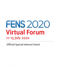 FENS Forum 2020, 11-15 July, Glasgow - Official Special Interest Event on Neuroscience
