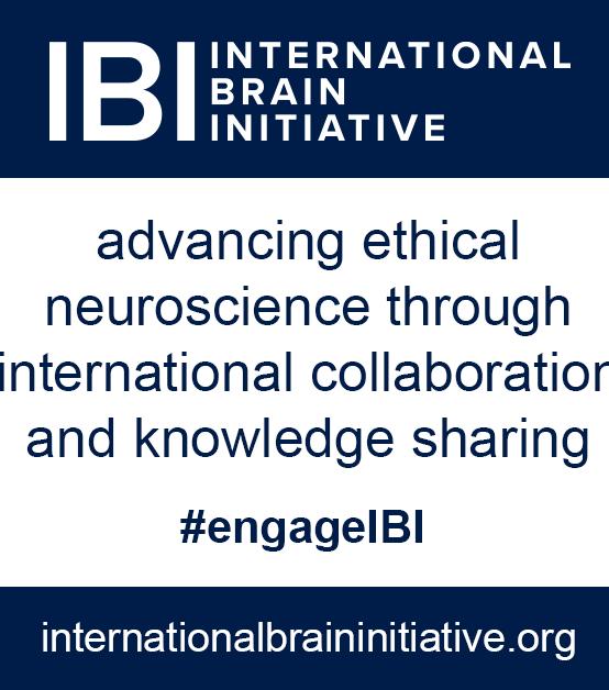 FENS 2020 - IBI - International brain initiative